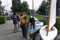 2010-08-28_29 Regaty przesiadkowe w klasie FINN, foto Marek Mikołajczak