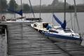 2013-09-14 Chrzest jachtów: Horyzont, MAŁyTyGIEL, Krzysiek