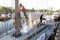 Rejs klubowy na s/y FAZISI 9-11.05.2008 (Świnoujście - Borholm - Świnoujście)