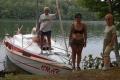Jezioro Drawsko 2009