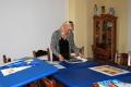 Przygotowania i Wystawa prac plastycznych 50 lat KZ